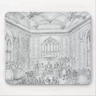 Henry VIII Montmorency de recepção Mouse Pad