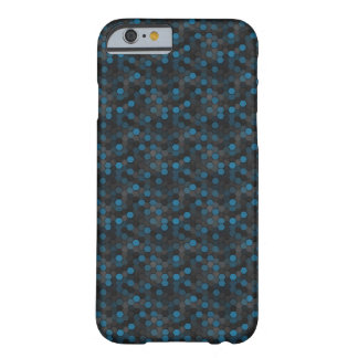 Hex azul capa barely there para iPhone 6