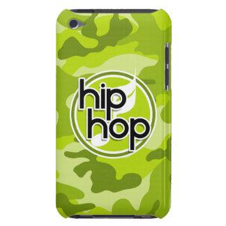 Hip Hop camo verde-claro camuflagem Capas iPod Touch