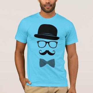 Hipster elegante tshirt