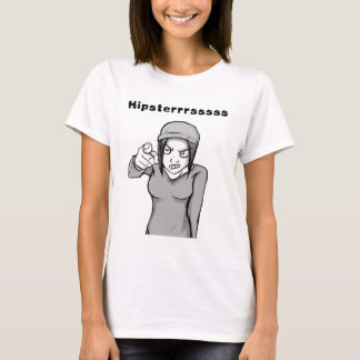 Hipsteres Camisetas