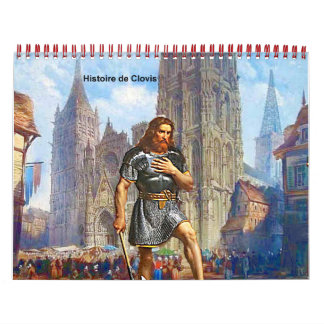 Histoire de Clovis do calendário