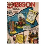 História de Oregon