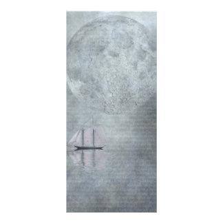 História do marinheiro 10.16 x 22.86cm panfleto