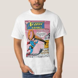 História em quadrinhos de ação #241 t-shirt