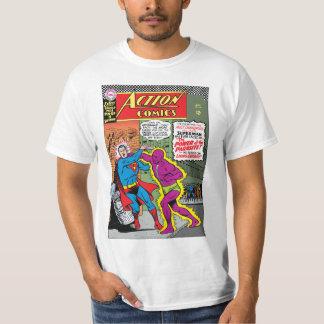 História em quadrinhos de ação #340 camiseta