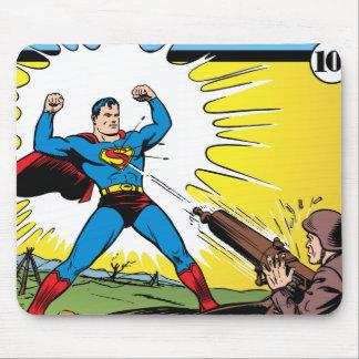 História em quadrinhos de ação #35 mouse pad
