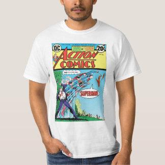 História em quadrinhos de ação #426 tshirts