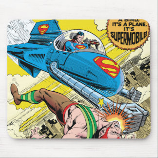 História em quadrinhos de ação #481 mouse pad