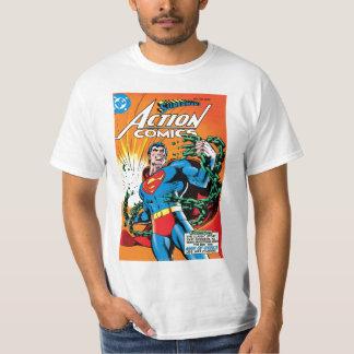 História em quadrinhos de ação #485 t-shirt