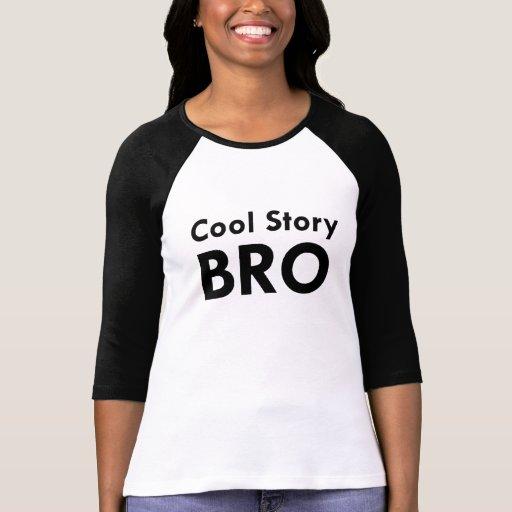 História legal Bro T-shirt