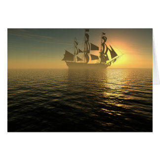 HMS Victory Cartão
