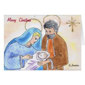 Holy Crib Cartão De Nota