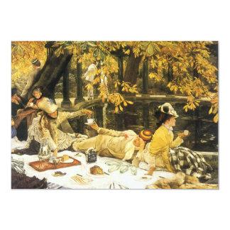 Holyday (o piquenique) pela arte do Victorian de Convites
