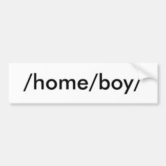 /home/boy/ adesivo para carro