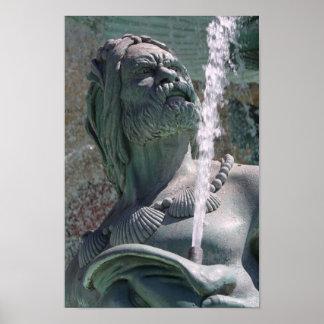 homem da água posteres