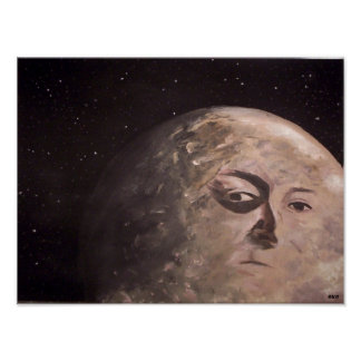Homem da lua posters