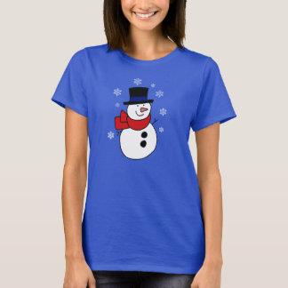 homem da neve tshirts