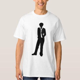 Homem de negócios retro tshirts