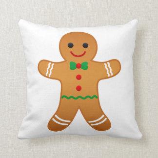 Homem de pão-de-espécie travesseiro
