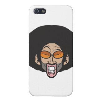 Homem do Afro de Hiphop Capas iPhone 5