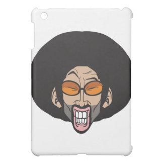 Homem do Afro de Hiphop Capas Para iPad Mini