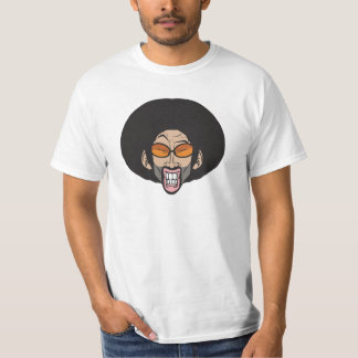 Homem do Afro T-shirts