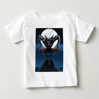 Homem-lobo Camiseta Para Bebê