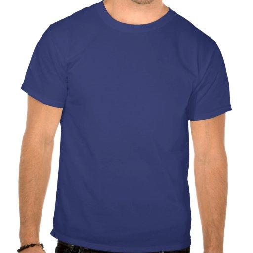Homens azuis e ITALIA branco Tshirt