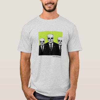 Homens de negócios/homens de negócios camiseta