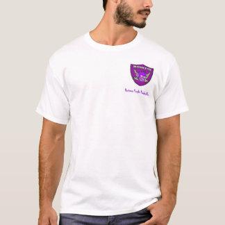 Homens roxos do macaco de Motown Tshirts