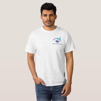 Homens T T-shirt