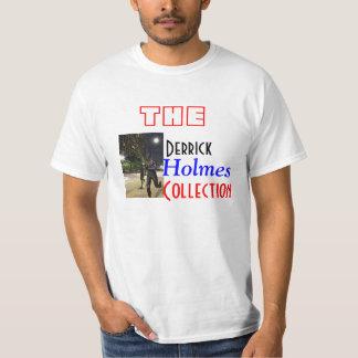 Homens W/Shirt da coleção de Holmes da torre T-shirts