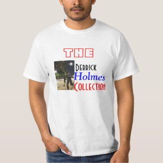 Homens W/Shirt da coleção de Holmes da torre Tshirts