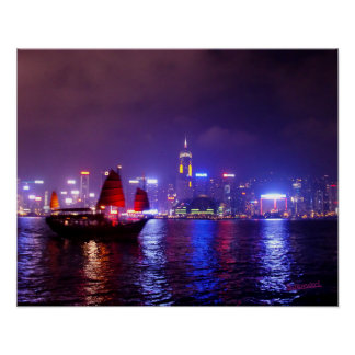 Hong Kong Pôster