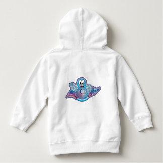 Hoodie azul mágico celular super! t-shirts