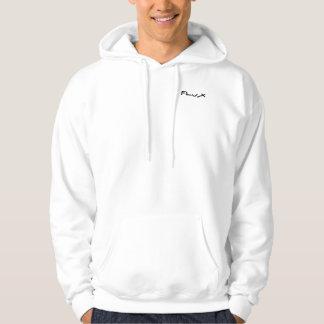 hoodie conhecido do logotipo do fluxo moletom