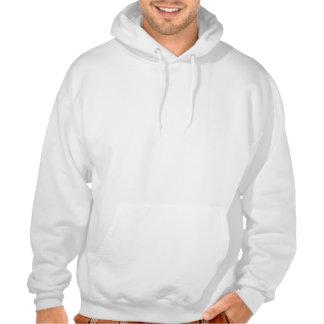 hoodie conhecido do logotipo do fluxo moleton com capuz