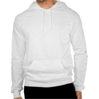Hoodie de BSOFD sobre T-shirts