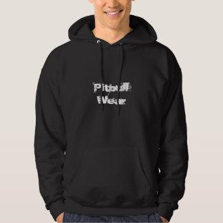 Hoodie de Pitbull Moleton Com Capuz