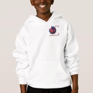 Hoodie do logotipo do joaninha tshirts