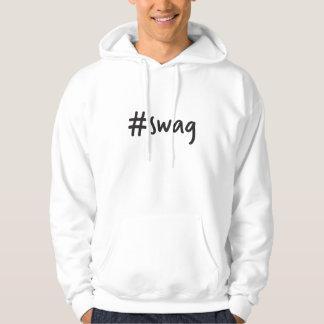 hoodie do #swag moletom com capuz