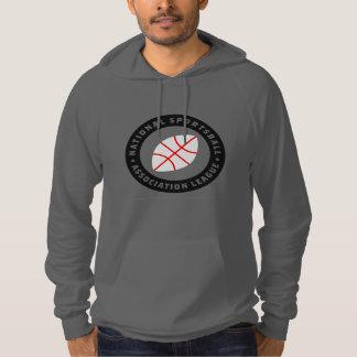 Hoodie nacional da liga da associação de moleton com capuz