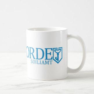 Horda Coffee Mug - White Caneca