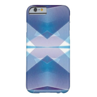 horizonte azul capa barely there para iPhone 6