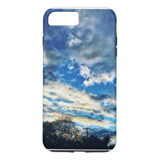 - HORIZONTE AZUL CAPA iPhone 8 PLUS/7 PLUS