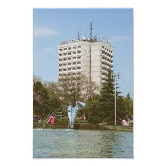 Hotel alba Cetate de Iulia Impressão Fotográfica