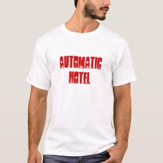 Hotel automático - achado afastado para fora camiseta