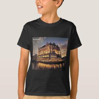 Hotel-Europa-Amsterdão-Países Baixos [kan.k] T-shirt