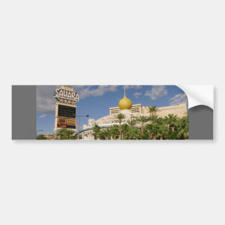 Hotel Las Vegas de Sahara do vintage Adesivo Para Carro